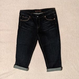 Women's Crop Jeans by US Polo Assn size 13/14